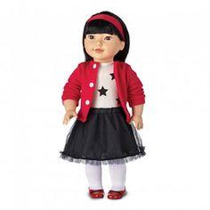 "Newberry(TM/MC) 18"" Doll - Allie   Sears Canada"