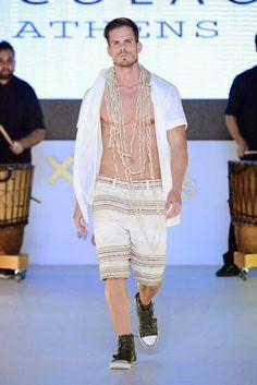 Nicolaos Spring/Summer 2015 - Athens Xclusive Designers Week