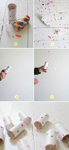 Confetti Launchers