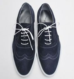 If you are not a guy who has the time or money to invest in a series of shoes, we recommend going for a pair of loafers and a pair of wingtip shoes. Wingtips are very versatile and can be worn with anything from jeans to a suit.  Read 10 Easy Ways Men can Improve their Appearance:   http://attireclub.org/2014/10/10/10-easy-ways-men-can-improve-their-appearance/  #style #menswear #mensstyle