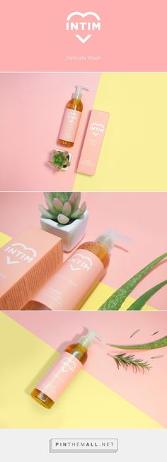 INTIM - Packaging of the World - Creative Package Design Gallery - http://www.packagingoftheworld.com/2016/06/intim.html