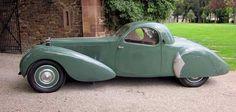 Bugatti Type 57 FHC 2/3 Seater