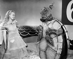 1933 ALICE IN WONDERLAND WITH CHARLOTTE HENRY