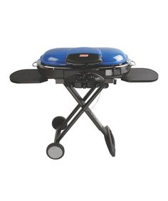 Look at this Blue RoadTrip LXE Propane Grill on #zulily today!