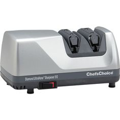 Chef's Choice 312 Platinum Electric Knife Sharpener I Crate and Barrel