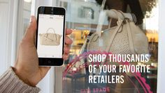 Shopping On A Budget: Use Stylebook's shopping feature to search thousands of stores for the exact item you want in your budget