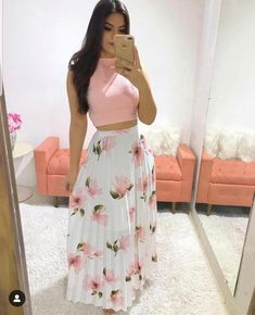 Dope Fashion, Skirt Fashion, Classy Wear, Hijab Fashion Inspiration, Queen Fashion, Dress Indian Style, Summer Fashion Outfits, Cute Casual Outfits, Skirt Outfits