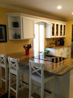 Pretty kitchen- all DIY