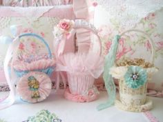 Thinking of making one for baby char love all things victorian <3