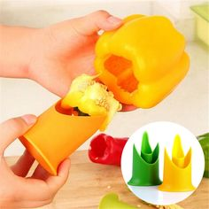 The Pepper Chili Bell Jalapeno Seed Remover is a popular item for kitchen to instantly get rid of the seeds in the jalapenos to cook up delicious dishes. Green Lawn, Green Grass, Stuffed Green Peppers, Kitchen Tools, Buy Kitchen, Kitchen Gadgets, Selling On Ebay, Chili, Seeds