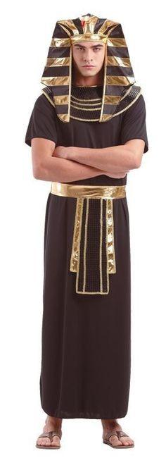 Pharaokostüm Pharaoh Pharao Ägypten Antike Kostüm für Herren, Kleidung & Accessoires, Kostüme & Verkleidungen, Kostüme