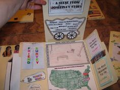 Have fun learning about American History with one of the American Girl lapbooks from In the Hands of a Child!
