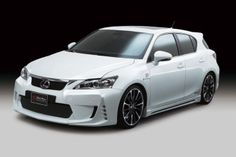 If you're in the market for a fuel-sipping urban runabout but want the premium features associated with a premium nameplate, you can't do much better than the Lexus CT200h. This strikingly-styled five-door compact – which...