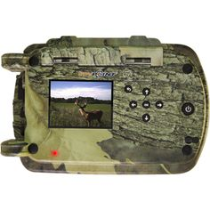 Spy Point 10MP,HD Cell Trail Cam,Camo,62LED,4G,Camo - EBG Outdoor Products