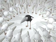 Одиночество - качество сильных, слабые же жмутся к толпе goo.gl/RiENGT