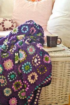 HOME & GARDEN: 80 idées pour mettre du crochet dans sa déco