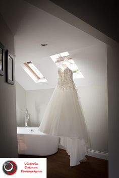 Bride Wedding Dress Wedding Photography Derbyshire Wedding Venues