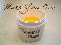 Southern Mom Loves: Beauty Recipe: Tumeric Mask (Haldi Mask)