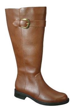 Boots Wide Calf 19+   Lolo's collection