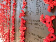 November 11 - A Memory - Australia Anzac Day....Lest We Forget.