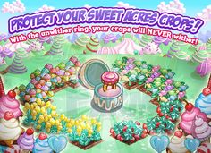 Sweet Acres: Unwither Ring