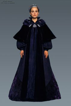 Star Wars - Episode III: Revenge of the Sith (2005) - Padmé Amidala - Senatorial dress