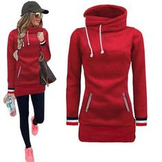 fbd60fd094a Autumn Spring Pullover Office Lady Sweatshirt Western Style Slim Women  Sweatshirts Hoodiesmodkily Flex Leggings