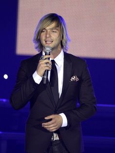 Keith Harkin - Celebrity Fight Night XIX - Inside