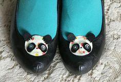 DIY Tutorial DIY Shoes / Shoe Clips DIY - Bead&Cord