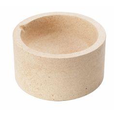 Crucible Clay Rnd 76mm 400g Clay, Clays, Sculpture Clay