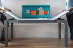 Multifunctional Desk plus qu'un bureau par Agata Nowak