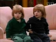 Two twins that are more annoying than these two: