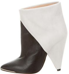 Iro Pointed-Toe Ankle Boots w/ Tags
