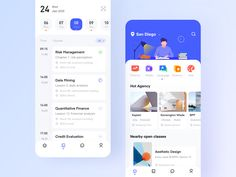 Lesson Fun designed by D. Connect with them on Dribbble; the global community for designers and creative professionals. Mobile Ui Design, App Ui Design, Interface Design, Dashboard Design, Design Design, Mvg App, Ipad App, App Promotion, App Design Inspiration