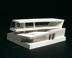 The Hague Villas, Cross House, 1991