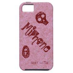 Grunge Graffiti Pink iPhone 5 Case