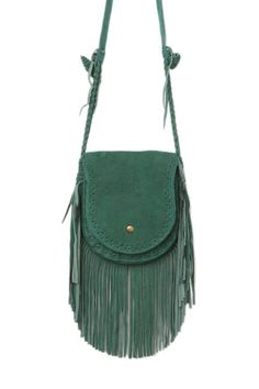 Hippie-chic with tassels and fringe