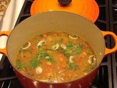 Looks like the best Tom Yum Soup recipe, yet!