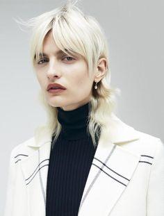 Veronika Vilim by Stefan Zschernitz for Stylist Magazine October 2015 6