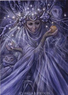 """I believe this piece is title's """"Faery Godmother"""""""