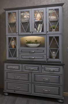 Glass Cabinet Doors On Pinterest The Kardashian The