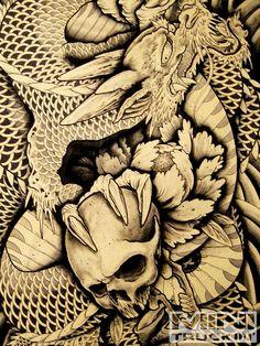 Japanese Art | Artist Profile Clark North Japanese Art Photo 3