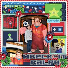Wreck it Ralph - Sweet Shoppe Gallery