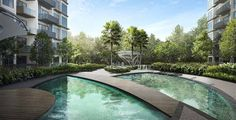 Tripartite Developers Pte Ltd is a joint venture formed by Hong Leong Holdings Limited (HLHL), City Developments Limited (CDL) and TID Pte Ltd (formerly named Trade and Industrial Development Private Limited) in 1968.
