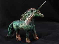Forest Horse by hontor.deviantart.com on @deviantART