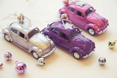upcycling Christen, Car, Autos, Christmas Tree Decorations, Upcycled Crafts, Automobile, Vehicles, Cars