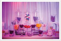 1980s Dessert Bar! Modern Luxe La Jolla  Wedding by Alchemy Fine Events: The ultimate dessert bar! part 3