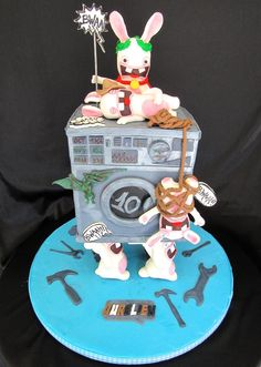 1000 images about rabbids on pinterest honda jazz selfie and nutella cake - Lapin cretin vampire ...