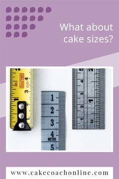 When there are so many different sizes and shapes of cakes - from square, round, novelty cut and carved to cupcakes and more, it is really important to know about cake serving sizes. Read our blog to find out what happened to me with a very large cake... Save our pin to your own boards too.