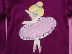 Bailarina en rosa